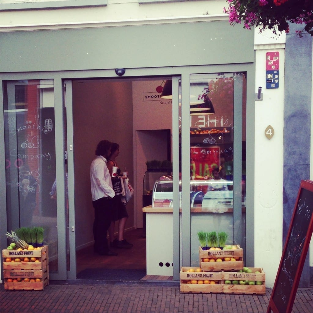Smoothie Company Explore Utrecht 2