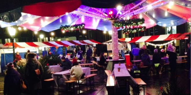 Kerstmarkten in Utrecht Explore Utrecht