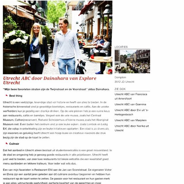 Bezoek Utrecht ABC Explore Utrecht