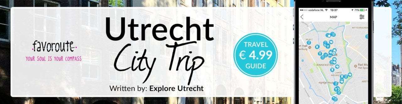 Utrecht City Trip banner | Favoroute travel guides