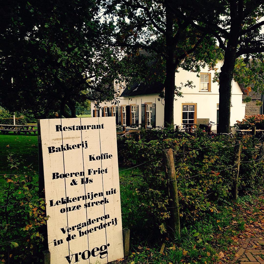 Restaurant Vroeg Explore Utrecht 1