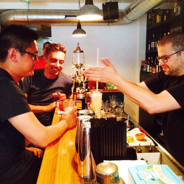 Behind Bars Cocktail bar Explore Utrecht 1