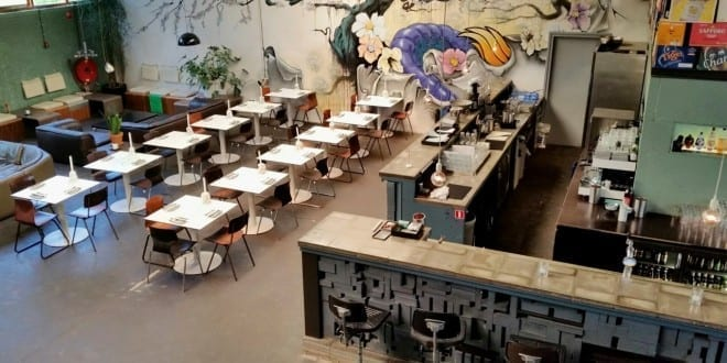 Restaurant LEEN Explore Utrecht 5