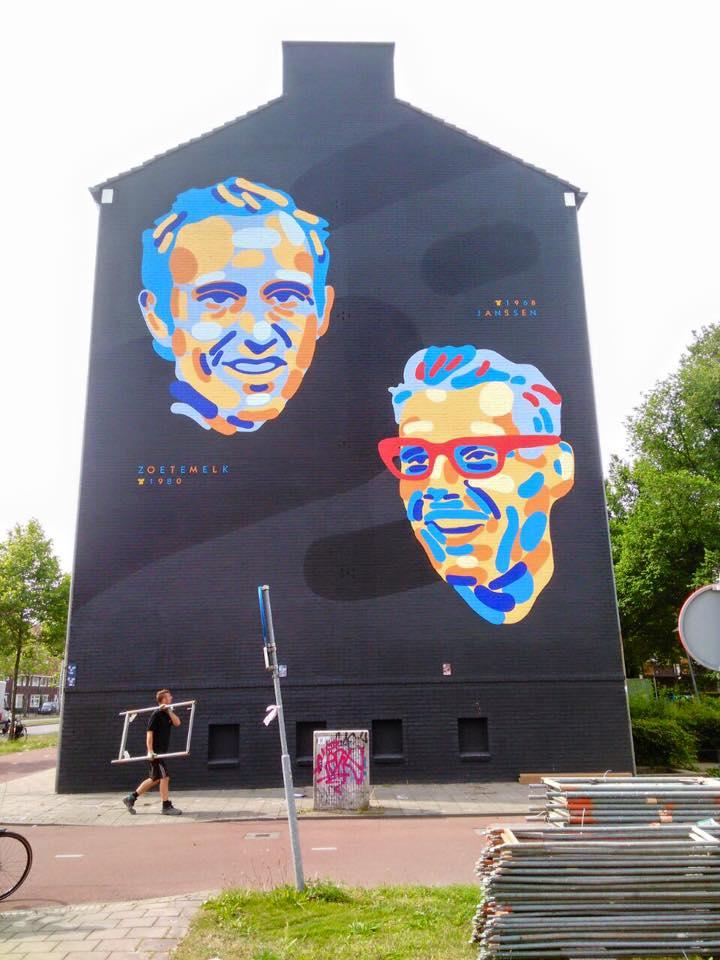 Tour des Arts Explore Utrecht 6