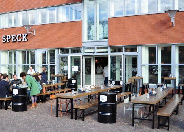 Speck Bar & Grill Explore Utrecht 2
