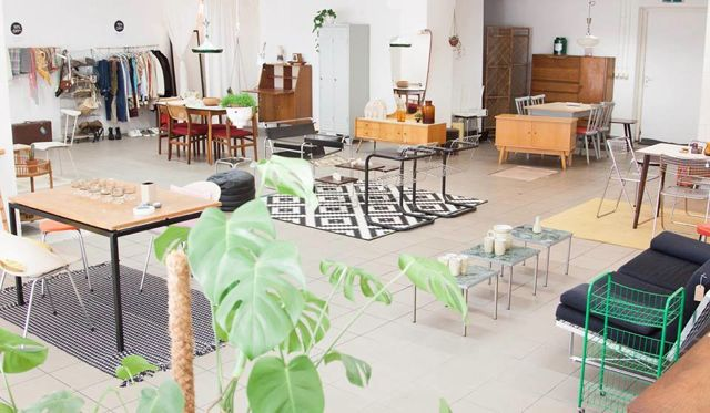 4 x vintage interior design shops explore utrecht for Interieur utrecht