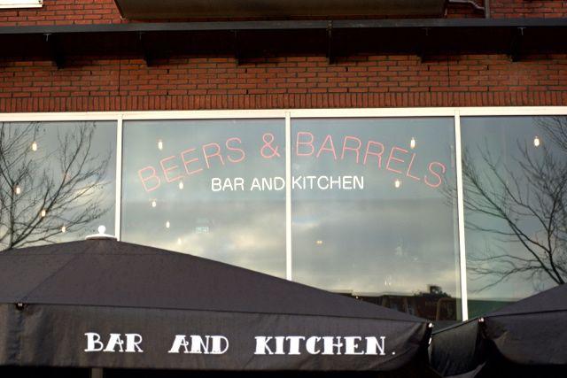 Beers & Barrels at the Harbour Explore Utrecht 13