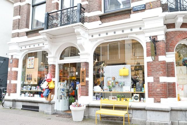 Keck & Lisa Explore Utrecht 17