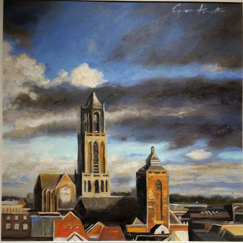 Carré d'Artistes Explore Utrecht 1