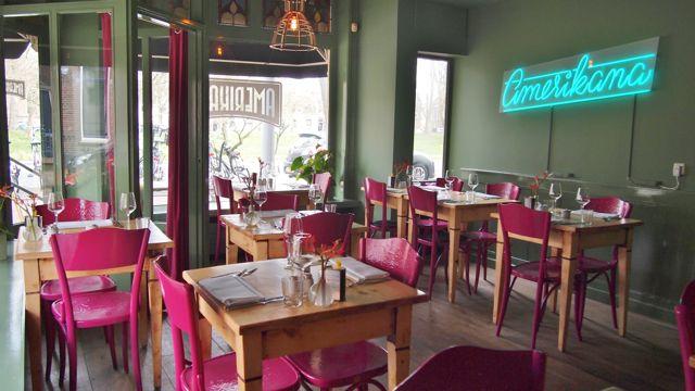 Restaurant Amerikana Explore Utrecht 4