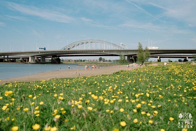ByTheCreek_locatie brug en water Explore Utrecht 1