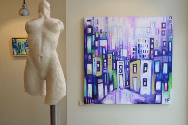 Schilderij Kunstenaar L-Tuziasm Galerie Rob Rademaker Utrecht Art (5)