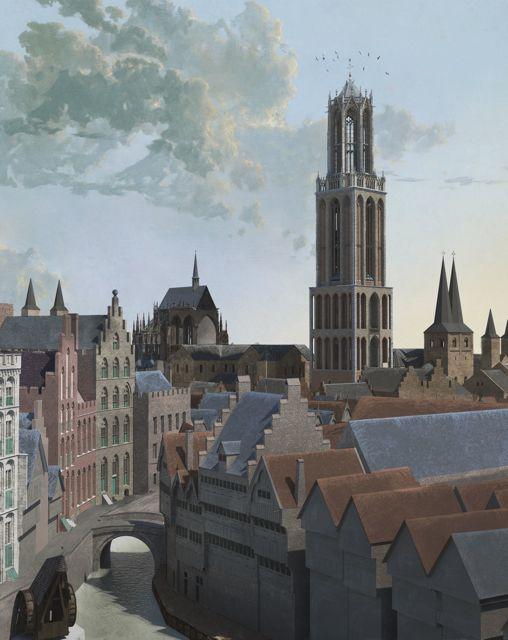 Trots van de stad. De Utrechtse Domtoren 2