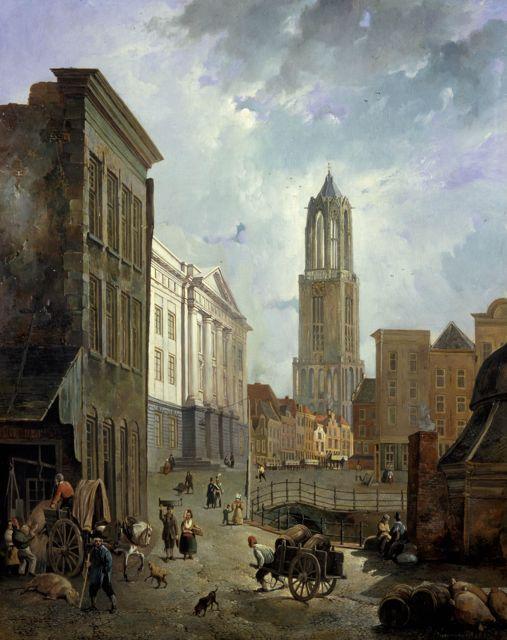 Trots van de stad. De Utrechtse Domtoren 1