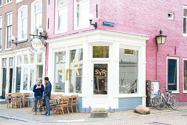 Restaurant SYR Explore Utrecht 1