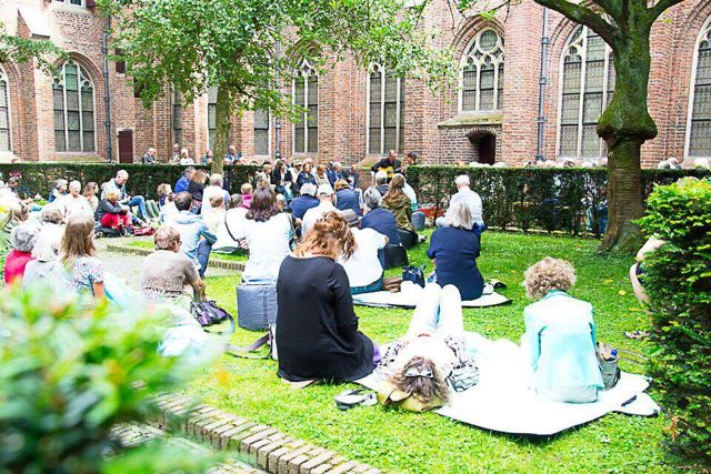 Hofjes Concert Museum Catharijne Convent 1