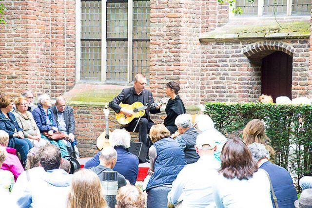 Hofjes Concert Museum Catharijne Convent 2