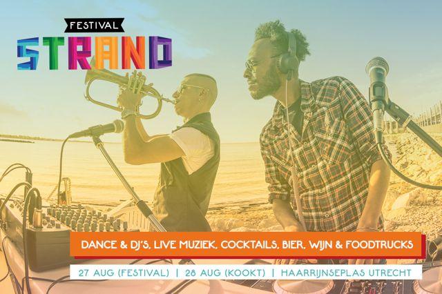 Festival Strand Explore Utrecht 2