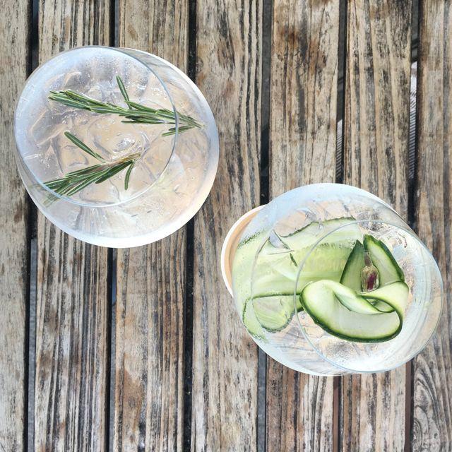 Gin & Tonic van de straat