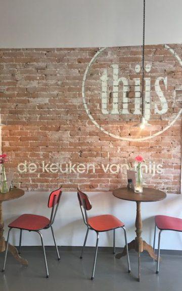 Keuken van Thijs Ontbijten Explore Utrecht 1
