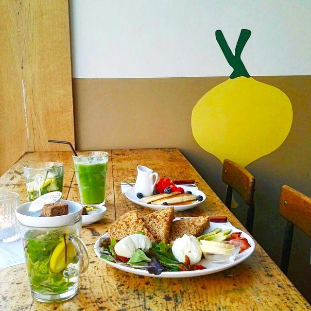 Keuken van Thijs Ontbijten Explore Utrecht 5