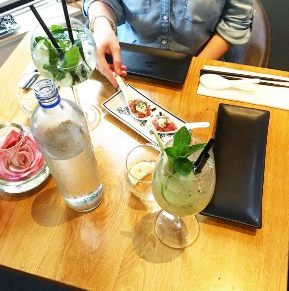 Gin & Tonic Restaurant Opium