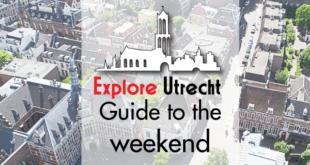 Utrecht Weekend Tips – 2, 3 & 4 August