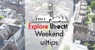 Utrecht Weekend Tips – 6, 7 & 8 september