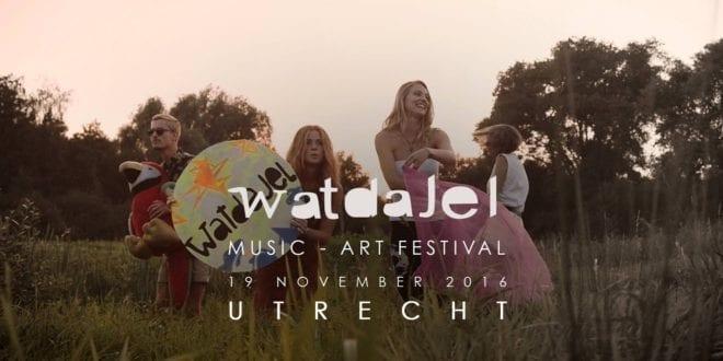 Music Art Festival Watdajel 1