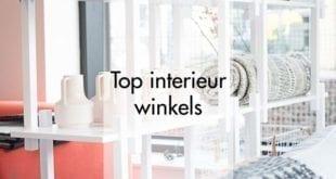 Toffe woonwinkels in Utrecht: hier scoor je de mooiste spullen voor in huis