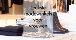 5x leuke winkels om een outfit te scoren in Utrecht
