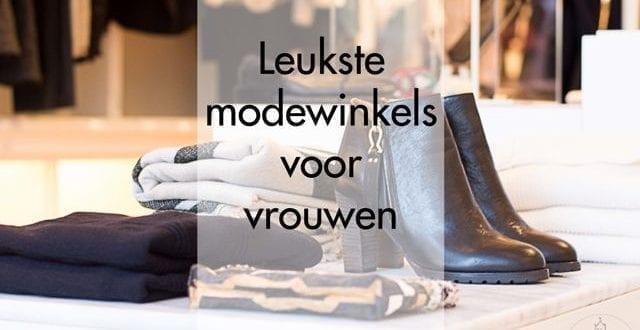 Modewinkels Explore Utrecht