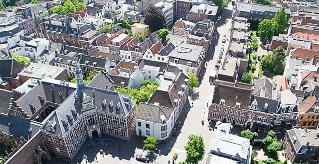 Domtoren Beklimmen Explore Utrecht 2