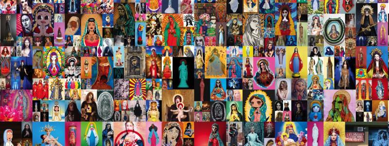 Catharijneconvent Tentoonstelling De vele gedaantes van Maria 130317