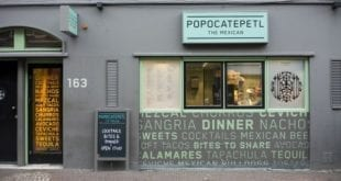 Popocatepetl – The Mexican on Nobelstraat