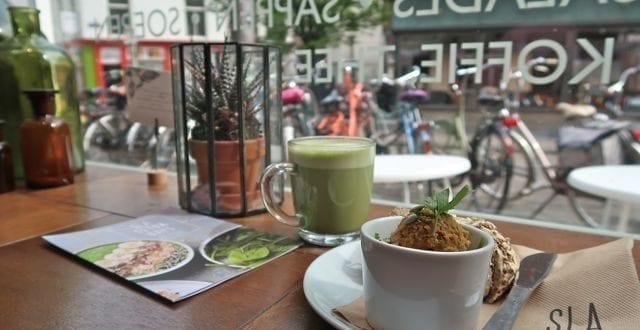 Matcha Latte Explore Utrecht 2