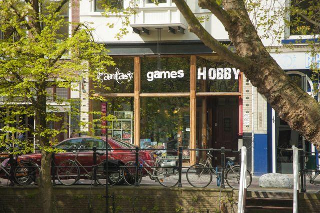 Spel Winkel Oude Gracht Explore Utrecht 2