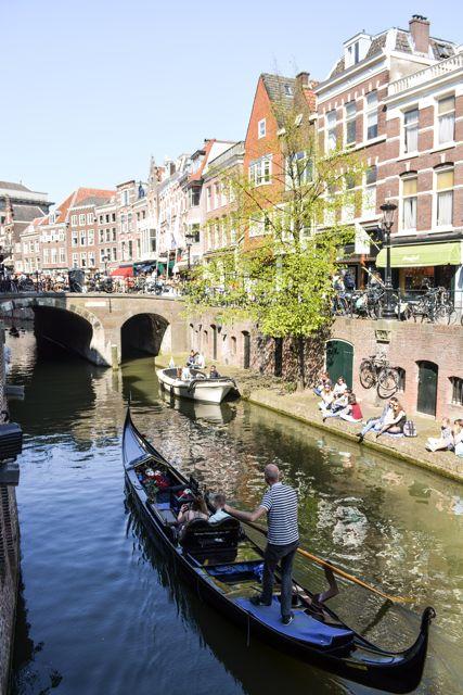 Varen Oudegracht Explore Utrecht 1