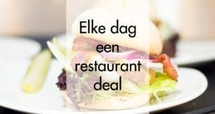 Een week vol restaurant deals in Utrecht