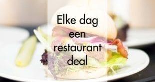 Een week vol restaurant deals in Utrecht
