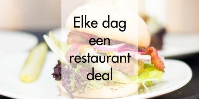 budget deals restaurant (Ned) Utrecht