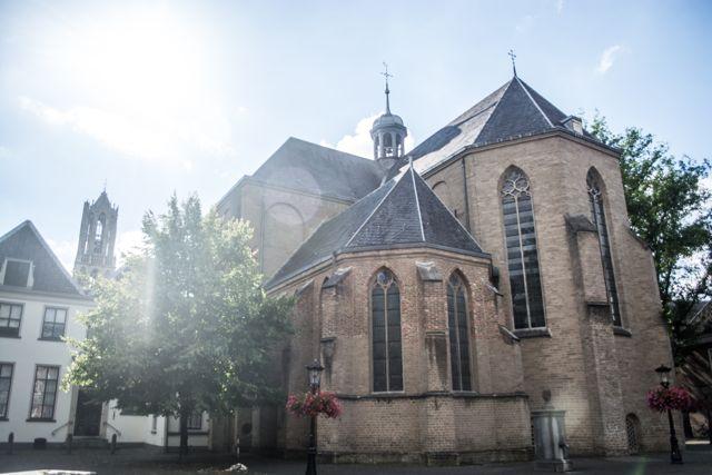 Explore Utrecht Romaanse Route 3