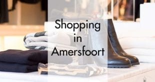 Shopping in Amersfoort