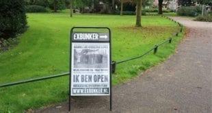 EXbunker | expositieruimte in het Wilhelminapark