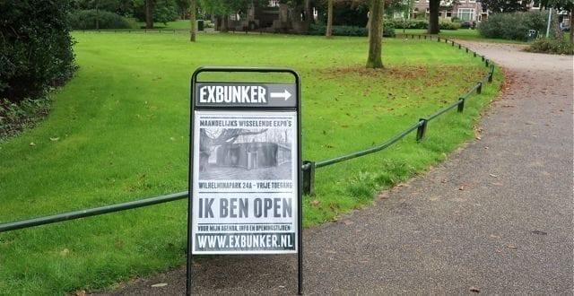Exbunker Explore Utrecht Park 1