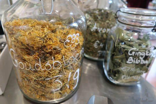 amersfoort tour nieuwe graanschuur theesoorten