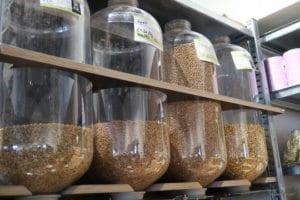 amersfoort tour nieuwe graanschuur graansoorten