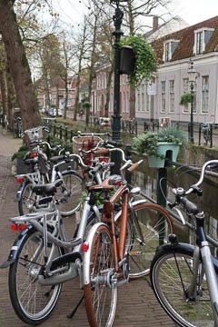 amersfoort tour fietsen in het centrum
