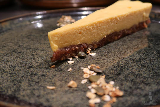 amersfoort tour pompoen en sinaasappel cheesecake vegan veganistisch