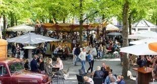 Fonteyn Festival op het Janskerkhof